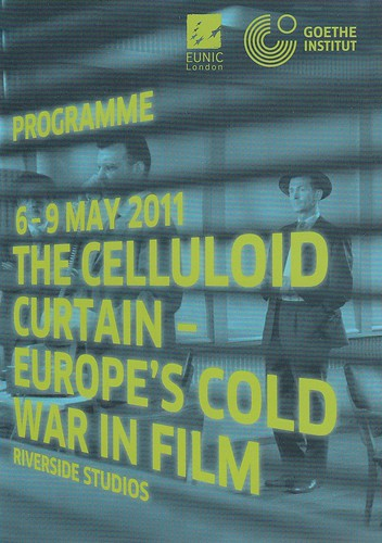 The Celluloid Curtain - Europe's Cold War in Film
