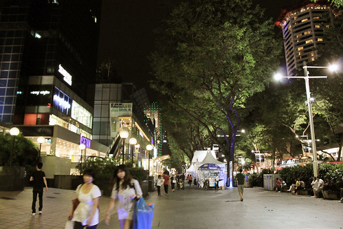 Orchard Rd Singapore 2011