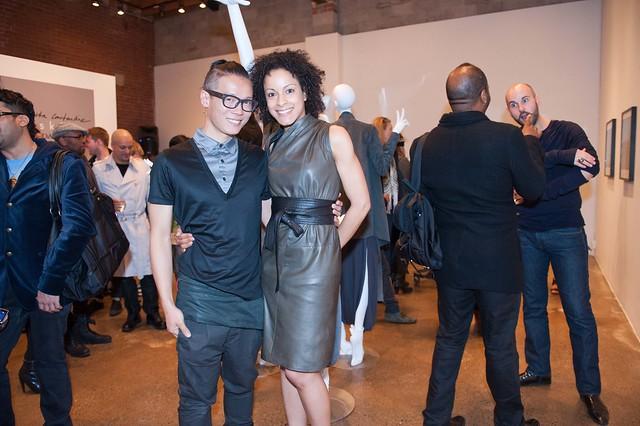 Danier x Greta Constantine Skin Launch