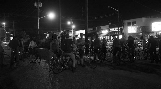tues night ride - 5/17/2011