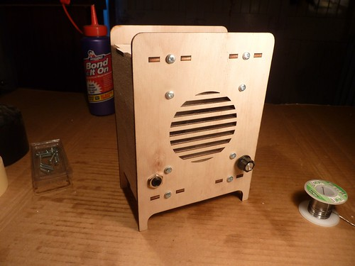 Rich Decibels Miniamp v1