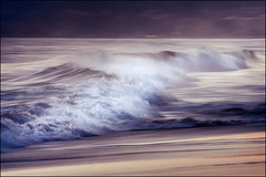In Motion (PrevailingConditions) Tags: ocean california ca longexposure santacruz beach scouts 2010 laselvabeach