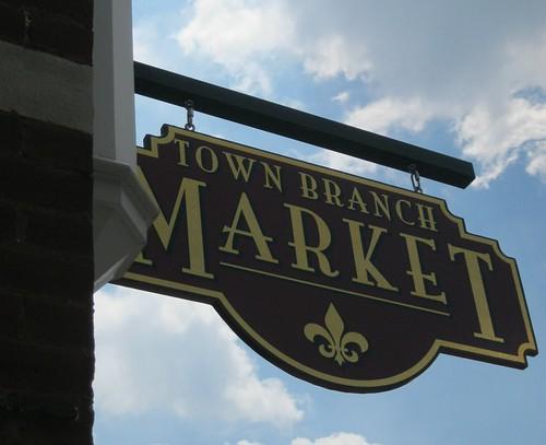 Town Branch Market - Lexington, Ky.