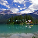 The wounderful Emerald Lake