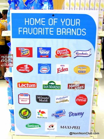 Home of Your Favorite Brands
