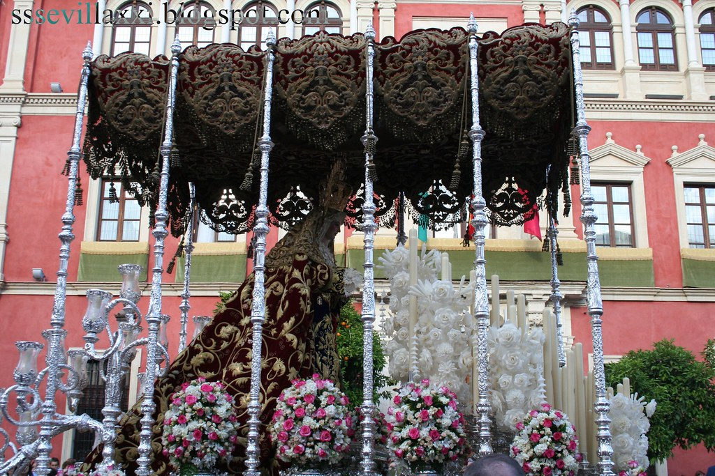 Nuestra Señora de las Mercedes, Lunes Santo 2011