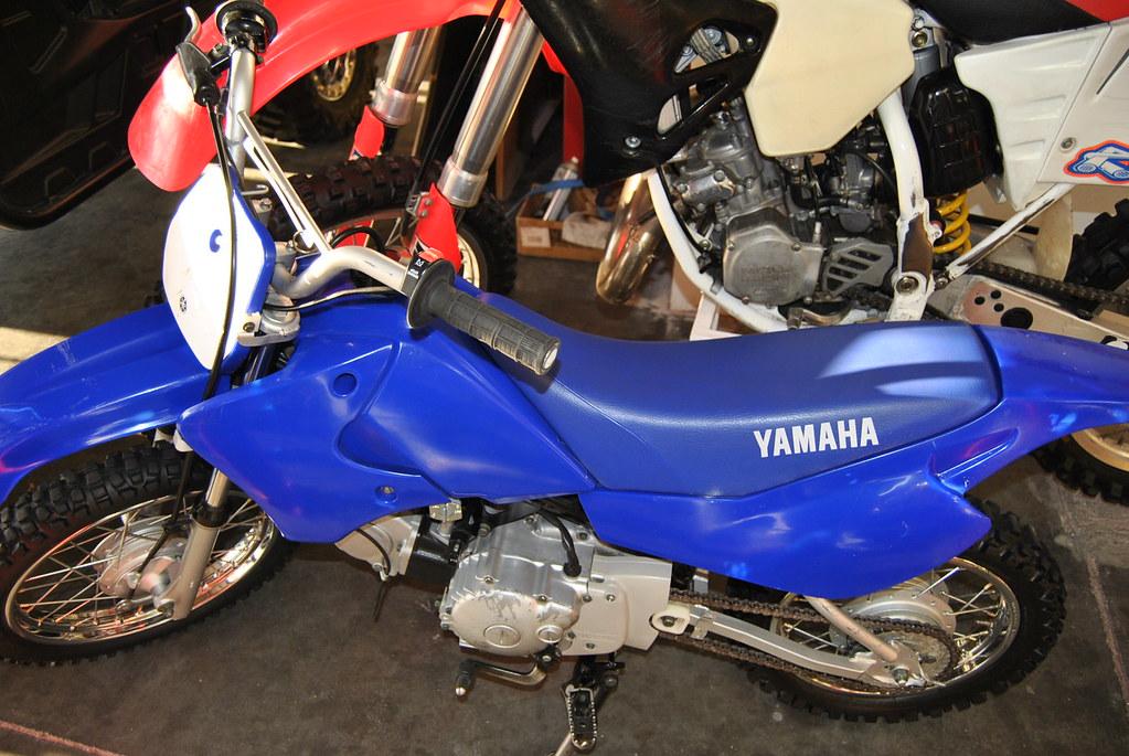'02 TT-R90 $1,000