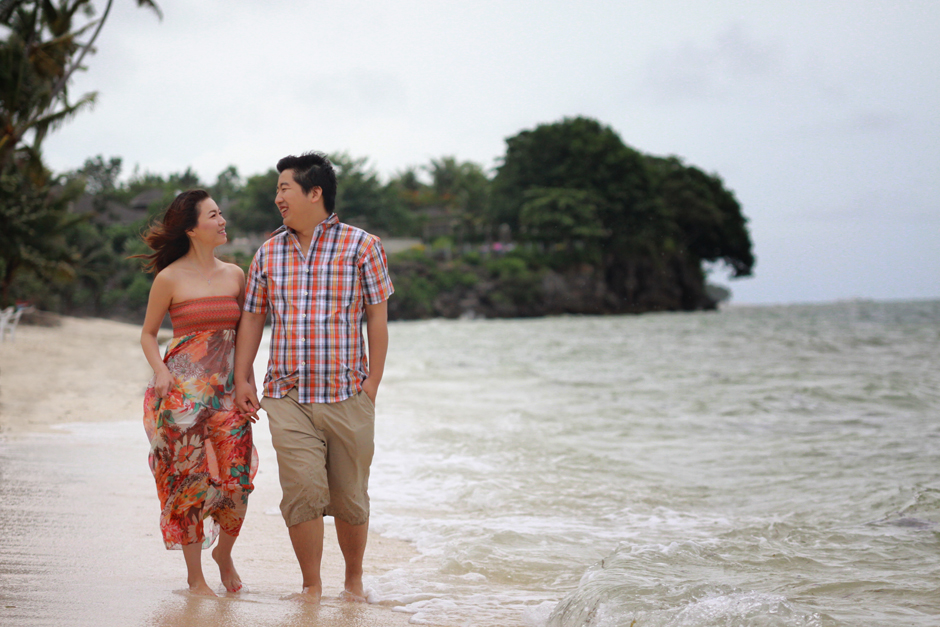 Bohol Panglao Engagement Session, Bohol Engagement Photographer