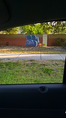 Ynotse (MYAMIEYEZ) Tags: street blue white car found graffiti driving power shot miami rip can ave lives 28 bomber msg loved bombing missed fill ynot tsc fills broward allcity buk50 vicecity ceb b50 cebz cebs ynotse b5e realsreet