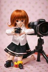 DSC01660 (YUYU) Tags: camera doll カメラ