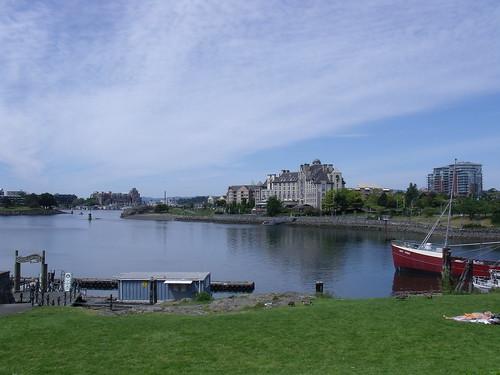 Victoria (BC) Inner Harbour