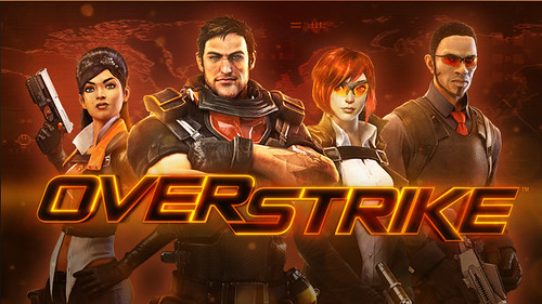 EA Reveals Overstrike - New IP by Insomniac Games