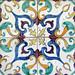 Tiles from Bacalhoa - Azulejos de Azeitão