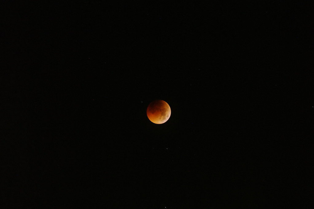 6/16 紅色月亮
