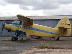 SP-FVM Antonov AN-2 (GSairpics) Tags: travel plane airplane flying airport aircraft aviation transport flight aeroplane colt an2 antonov lognes 190611 spfvm gsairpics