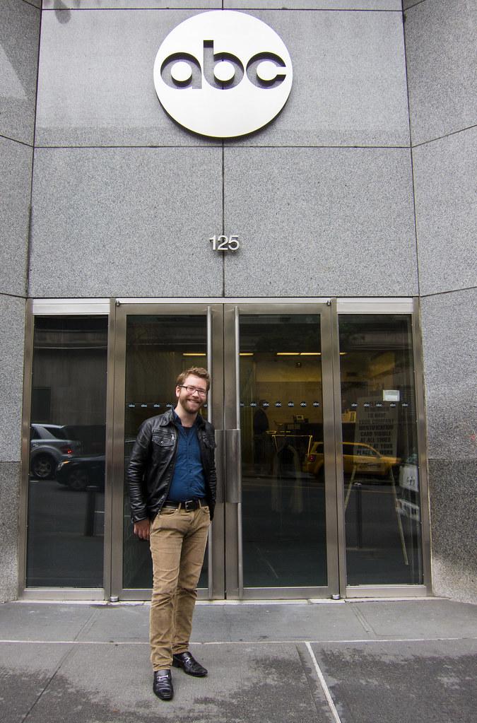 Dan Patterson at ABC New Radio
