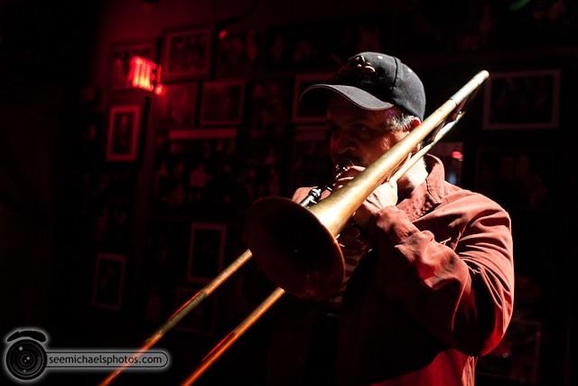 Jazz Jam at Lestats 62311 © Michael Klayman-009