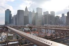 About New York City (Javier Pimentel) Tags: nyc newyorkcity bridge usa newyork tourism brooklyn puente brooklynbridge turismo nuevayork estructura puentedebrooklyn