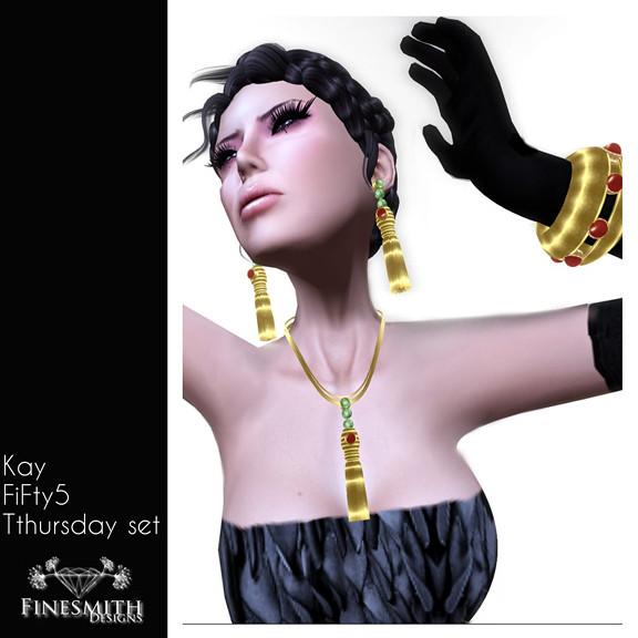 Kay Fify5 Thursday set
