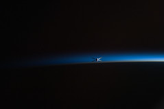 Kepler on the Horizon (NASA, International Space Station, 06/20/11) [EXPLORED] (NASA's Marshall Space Flight Center) Tags: earth horizon nasa kepler internationalspacestation europeanspaceagency stationscience crewearthobservation stationresearch