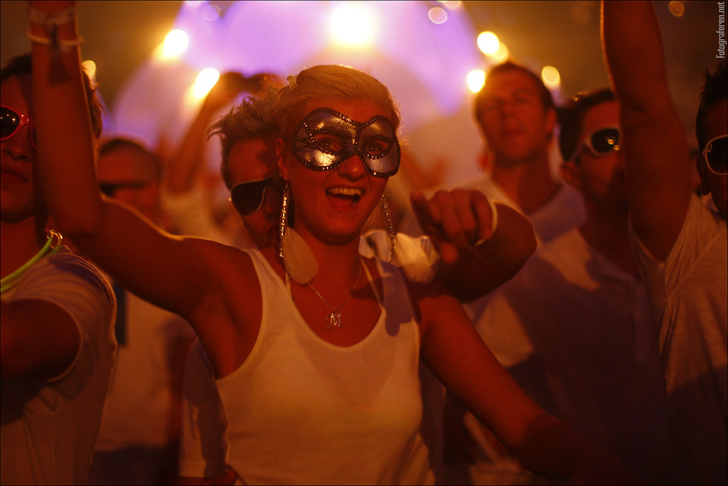 Sensation White partypeople