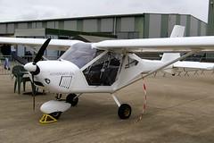 Aeroprakt A-22L Foxbat (Aero.passion DBC-1) Tags: meeting dbc1 aeropassion biscove david arien airshow orlans bricy aviation avion aircraft plane 2010 aeroprakt a22 foxbat