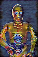 dreamscope c3po (timp37) Tags: star wars dreamscope c3po 2016 toy action figure