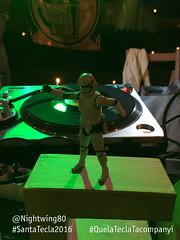 11 Banda sonora de Santa Teca (Nightwing80) Tags: stormtrooper santatecla 2016 que la tecla tacompanyi starwars festa tarragona twitter