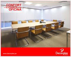 oficinas_reuniones_decorplas3 (decorplas) Tags: oficina oficinas decorplas proyectos empresa mobiliario escritorio reuniones institucional proyecto restaurantes hoteles escritorios mesas sillas muebles