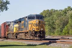 IMG_0090 A (mhellekjaer) Tags: 440 ohio berea csx locomotive gees44dc es44dc