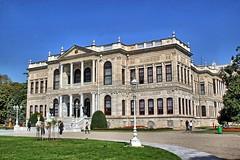 Dolmabahçe Palace (Ray Cunningham) Tags: dolmabahçe sarayı istanbul turkey osmanlı imparatorluğu ottoman empire turkish islam