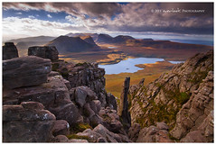 Needle in the Stack (Dylan Toh) Tags: mountain landscape photography scotland dee ullapool stacpollaidh mountainscape inverpolly everlook