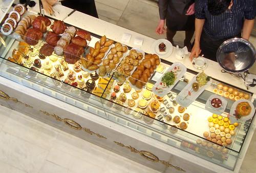 时尚咖啡厅Pouchkine