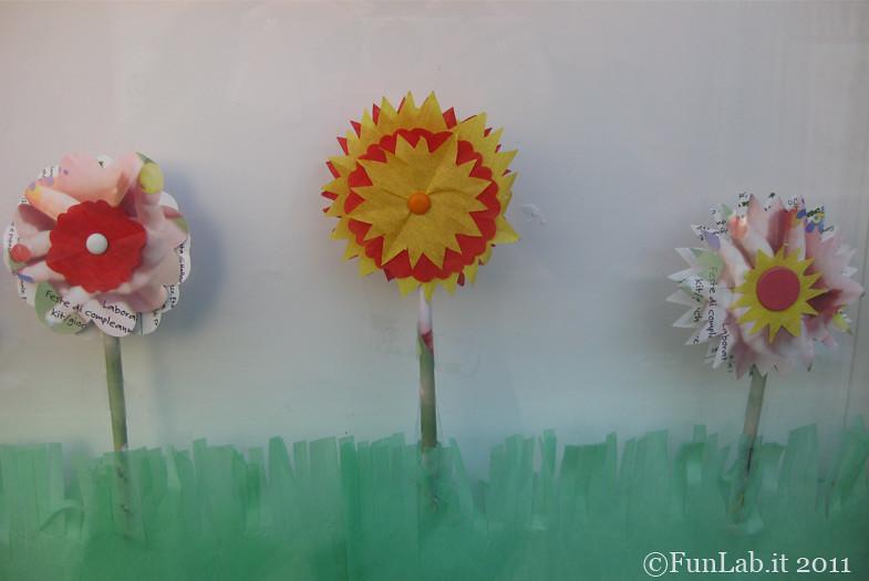 Carta Da Parati Classica Toile Primavera: Sognando La Primavera...