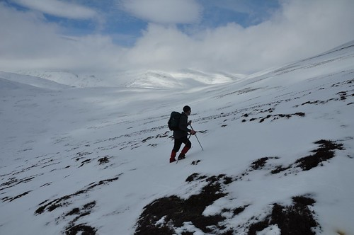 Nearing the top of Culardoch