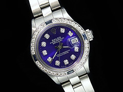 Ladies Diamond and Sapphire DateJust Rolex (bestoftimeint) Tags: rolex rolexes rolexwatch rolexwatches mensrolex mensrolexes mensrolexwatches mensrolexwatch