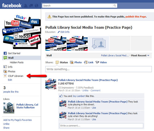 how to add linkedin on facebook