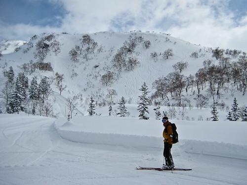 Asahidake Skiing