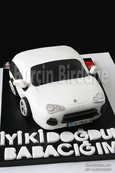 Porsche Cayenne Pasta