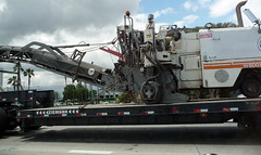 Construction Equipment June 5, 2009 (Photo Nut 2011) Tags: california work construction roadwork surfaceminer