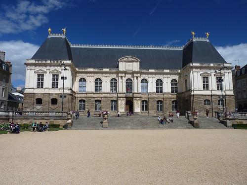 Palais du Parlament de Bretagne