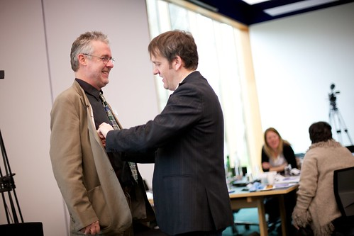 Dr. Tim Kenny @ the internet informed patient symposium