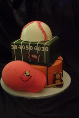 """Sports birthday cake • <a style=""""font-size:0.8em;"""" href=""""http://www.flickr.com/photos/60584691@N02/5569001298/"""" target=""""_blank"""">View on Flickr</a>"""