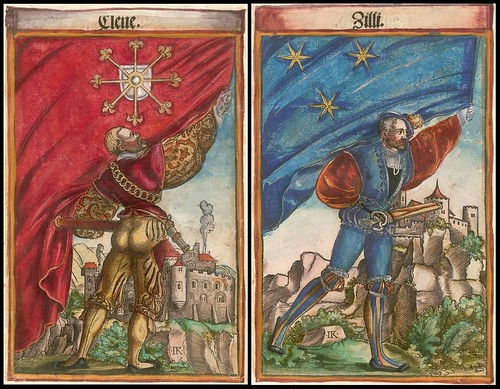 Holy Roman Empire Coats of Arms duo g