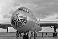 1951 ... B-36 'Peacemaker' (x-ray delta one) Tags: 1955 nuclear retro 1950s civildefense peacemaker thermonuclear atomic 1962 cookout coldwar atomicbomb 1951 twilightzone icbm b36 convair departmentofenergy ww3 worldwar3 rodserling manhattenproject atomicwar atomictest hydrogenbomb yuccaflats thermonuclearwar kiloton atomicenergycommisssion