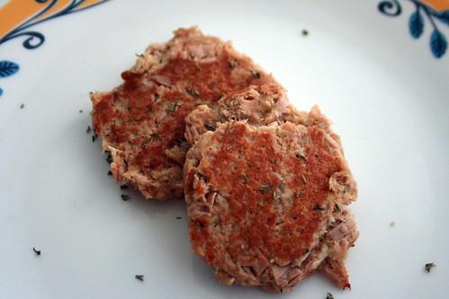 Tasty Tuna Cakes