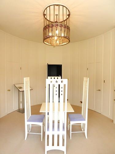 Oval Room, House for Art Lover