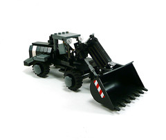PACEV: Loader. (Lego Junkie.) Tags: lego action awesome loader faction pacom