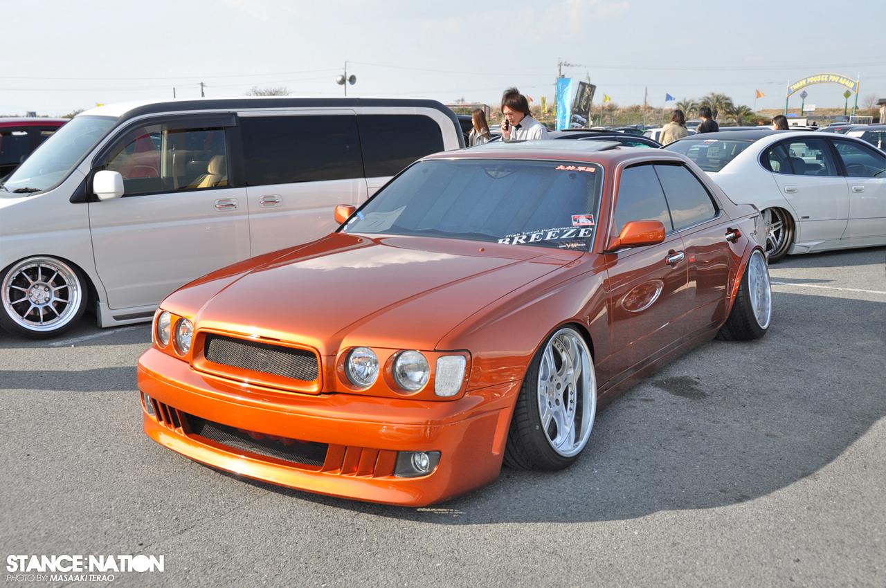 Japanese Sedans Stancenation Form Function