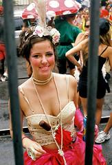 G. (Tahian) Tags: santa carnival portrait rio brasil de costume rj janeiro retrato mulher na carnaval teresa beleza terra ceu bhering 2011 tahian